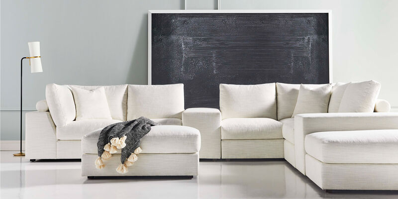 Vanguard Furniture Sectional