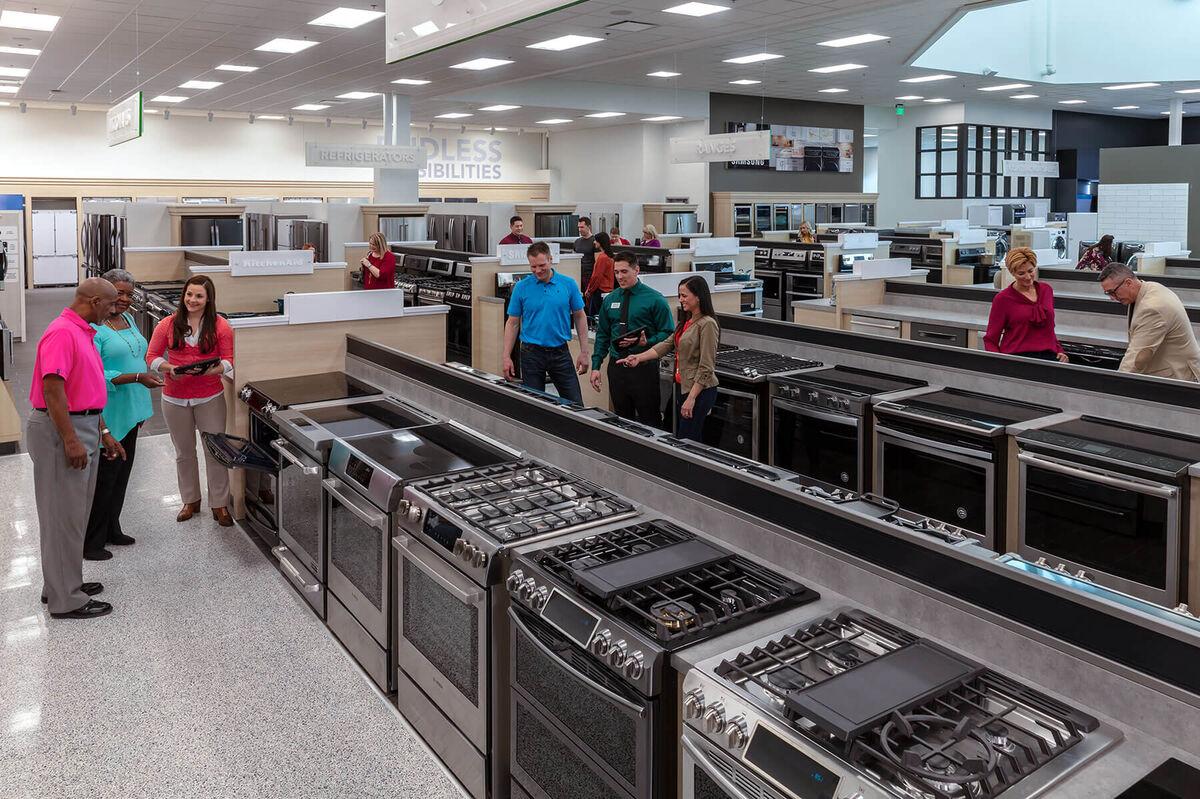 Des Moines, IA NFM Appliances Department