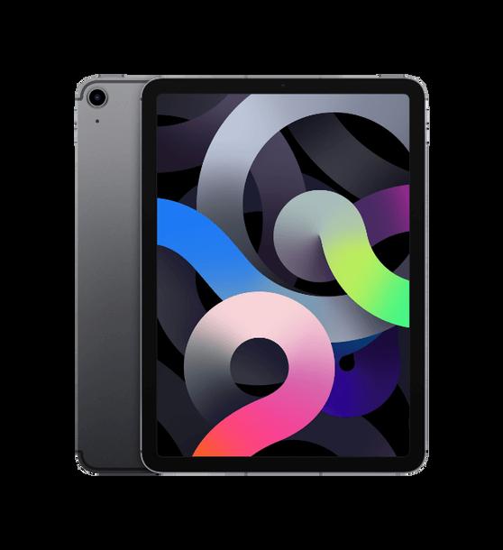Apple 10.9 inch iPad Air (Latest Model) Wi-Fi 64GB - Space Gray