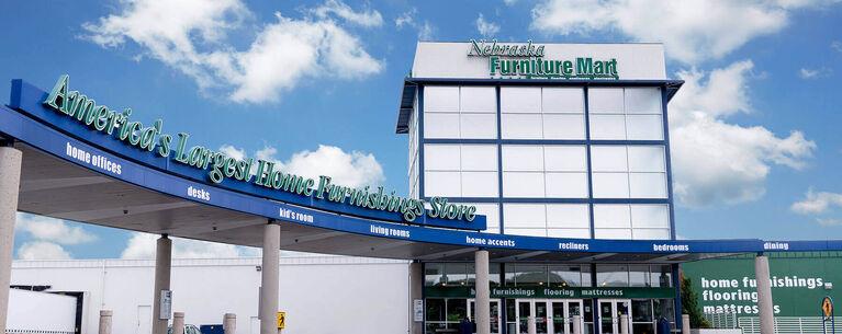 Nebraska Furniture Mart store in Omaha, NE