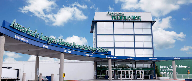 Nebraska Furniture Mart in Omaha, NE