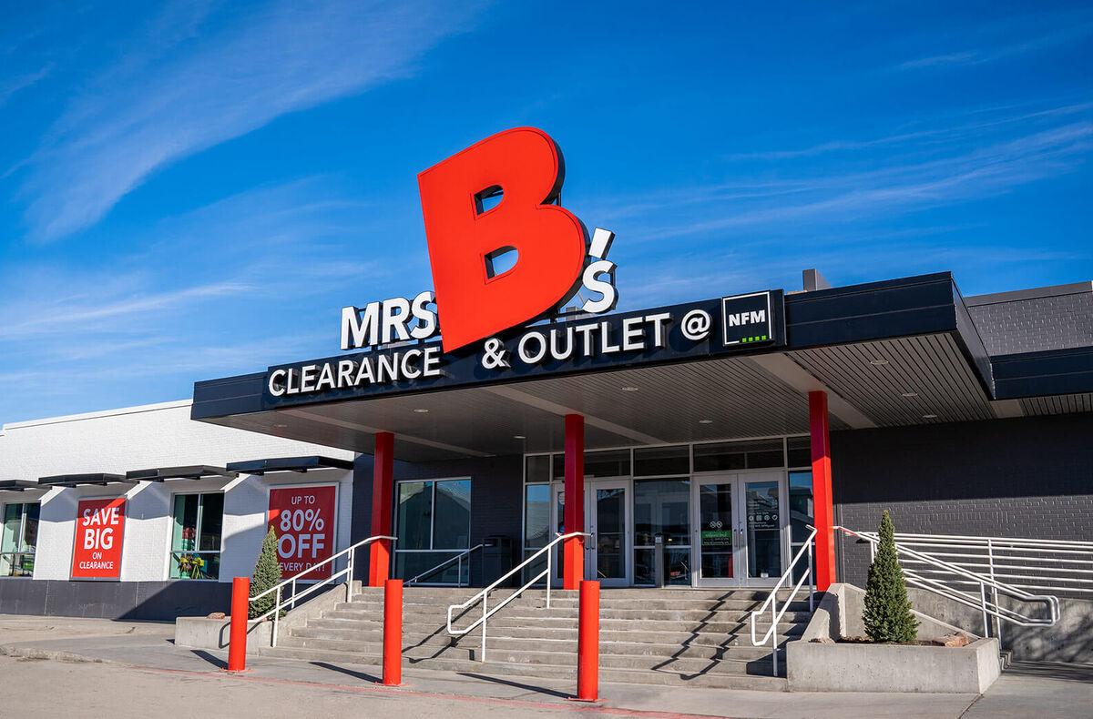 Mrs.B's storefront in Omaha, NE