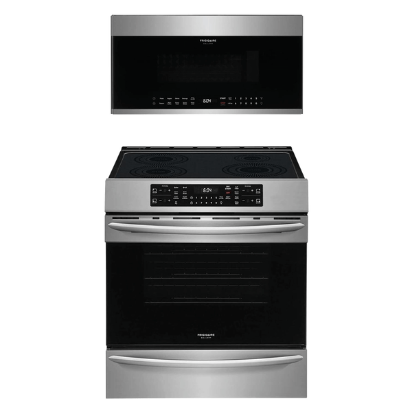 Frigidaire 2-Piece Kitchen Package