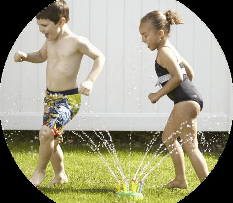 Melissa and Doug Splash Patrol Sprinkler