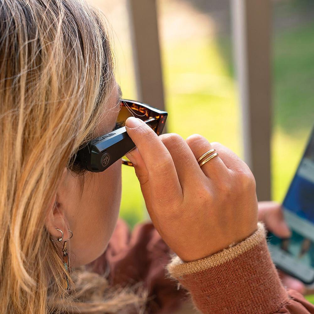 JLab Frames Wireless Audio for Glasses in Black, , large