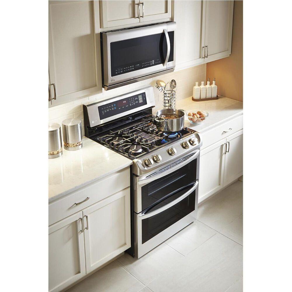 LG 6.9 Cu. Ft. Freestanding Gas Double Oven Range, , large