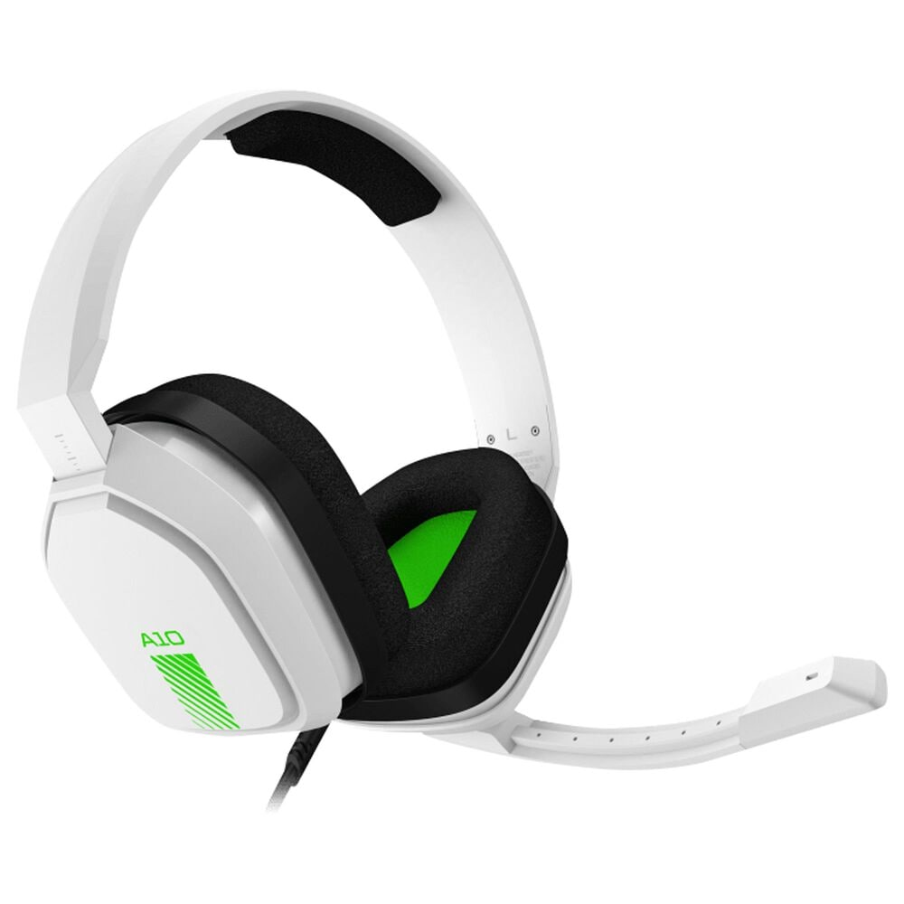Astro A10 Headset Wired Over Ear Headphones in White - Xbox One, , large