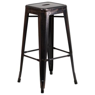 "Flash Furniture 30"" Barstool in Gold, , large"