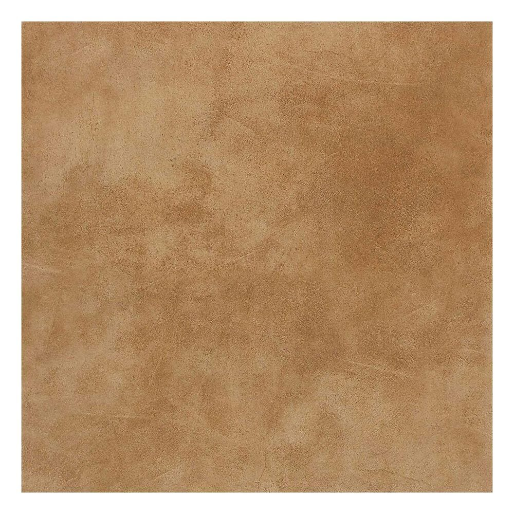 "Dal-Tile Veranda Solids 13"" x 13"" Porcelain Field Tile in Gold, , large"