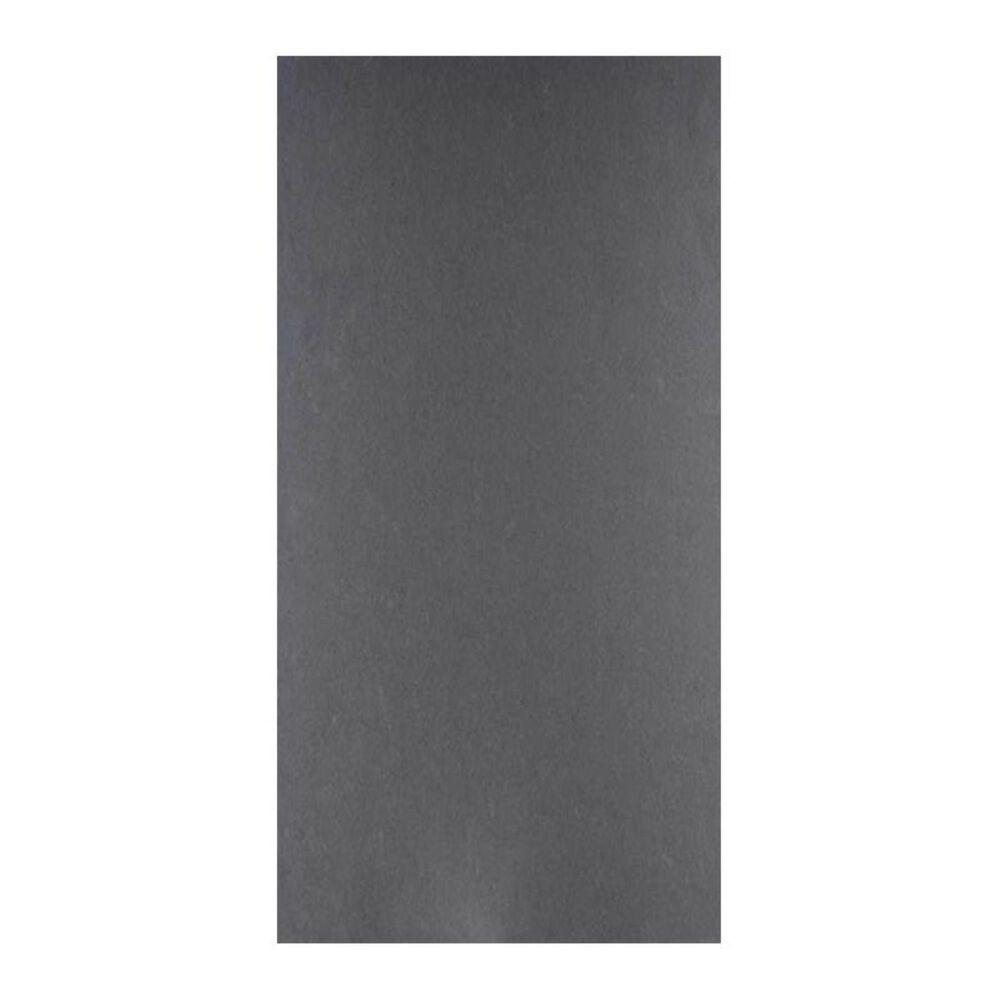 """Dal-Tile Unity 24"""" x 12"""" Porcelain Unpolished Field Tile in Ashgrey, , large"""
