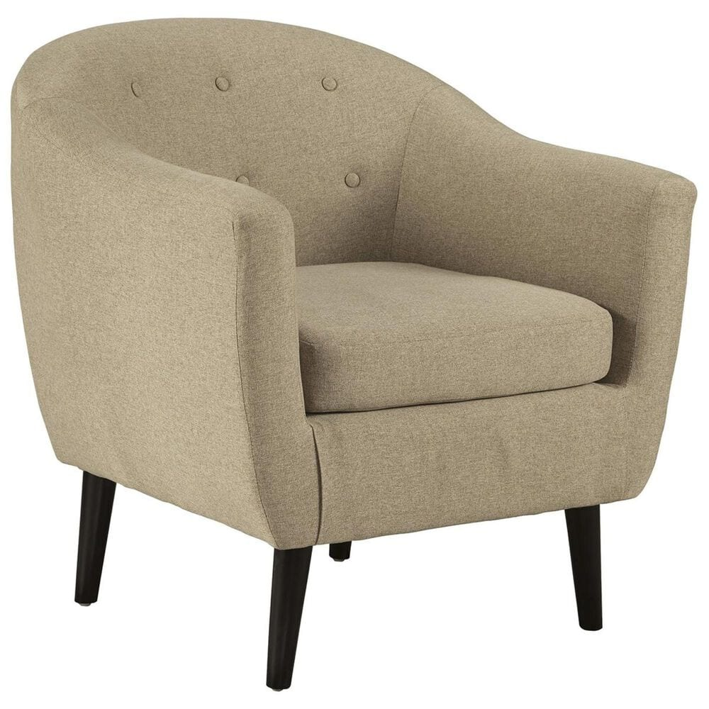 Signature Design by Ashley Klorey Accent Chair in Khaki, , large