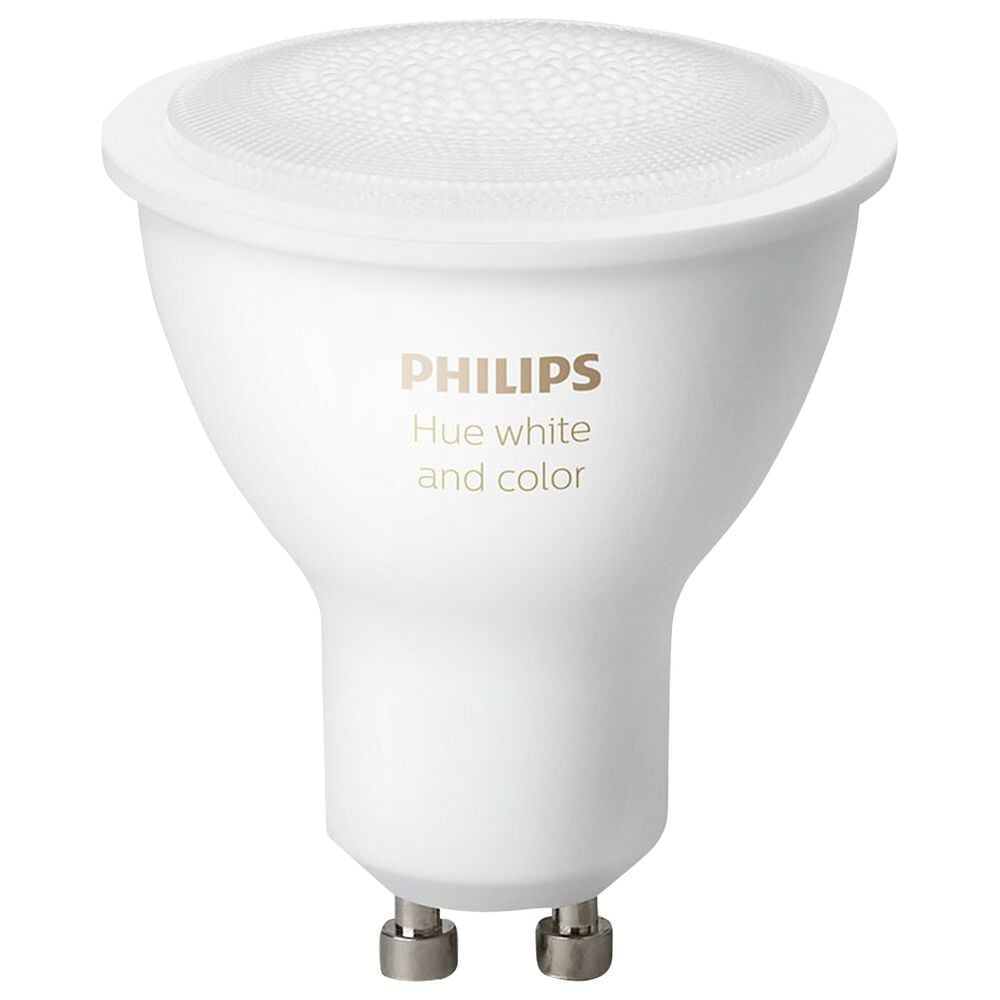 Philips Hue LED Smart GU10 White and Color Ambiance , , large