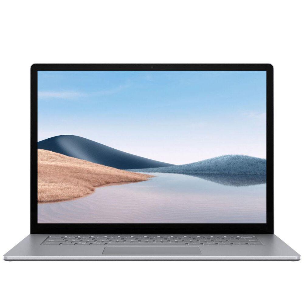 "Microsoft 15.6"" Laptop | AMD Ryzen 7 4980U - 8GB RAM - AMD Radeon Graphics - 256GB SSD in Platinum, , large"