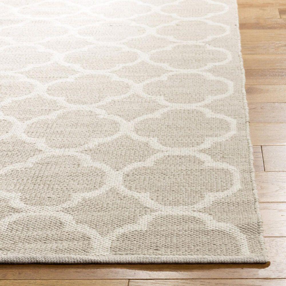 Safavieh Montauk 5' x 8' Gray and Ivory Area Rug, , large