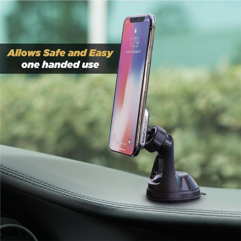 Scosche Low Profile Magnetic Window and Dash Mount, , large