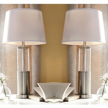 Signature Design by Ashley Norma Table Lamp - Set of 2, , large