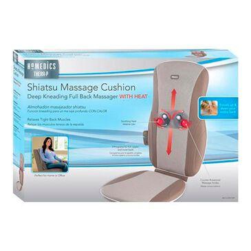 Homedics Thera-P Shiatsu Massage Cushion with Heat, , large