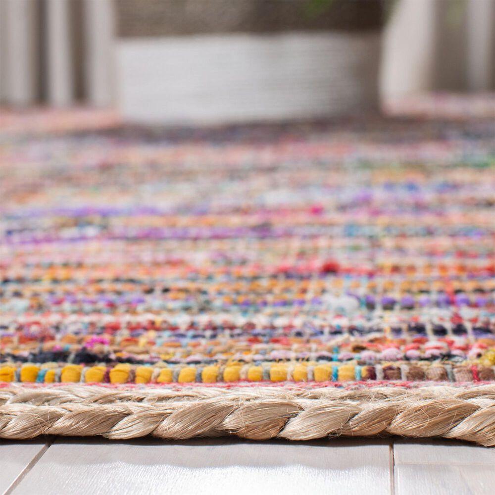 Safavieh Montauk  5' x 8' Multicolor Area Rug, , large