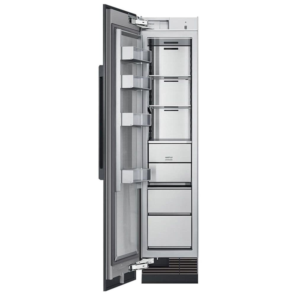 "Dacor 18"" Modernist Freezer Refrigerator Column with Left Hinge and Dual Icemakers in Panel Ready, , large"
