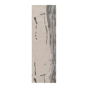 """Surya Modern Classics CAN-1994 2'6"""" x 8' Beige, Gray and Blush Runner, , large"""