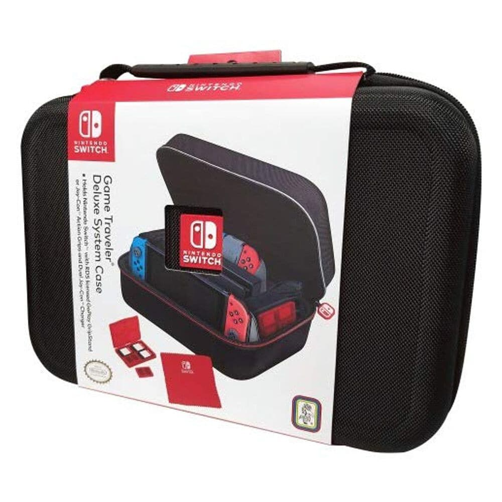 Nintendo Switch Game Deluxe System Case, , large