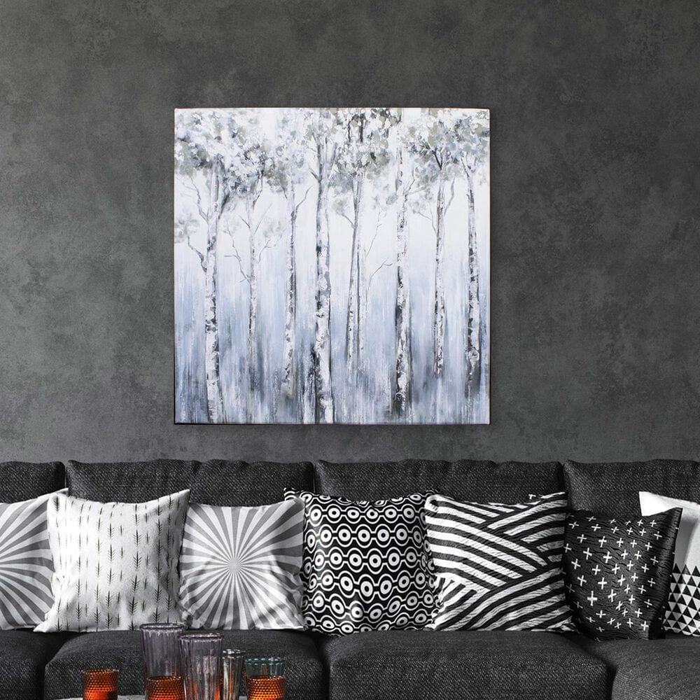 """Propac """"Gray Woods"""" Wall Art in Neutral, , large"""