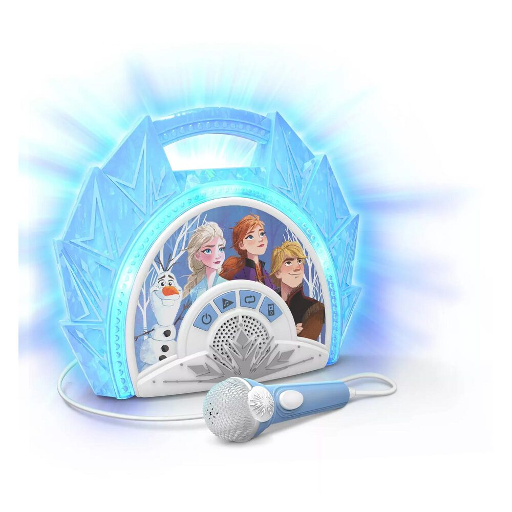 KIDdesigns Frozen 2 Sing-along Boombox, , large
