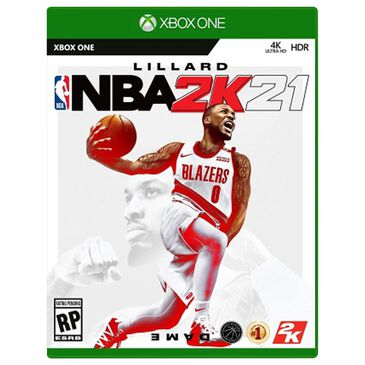 NBA 2K21 - Xbox One, , large
