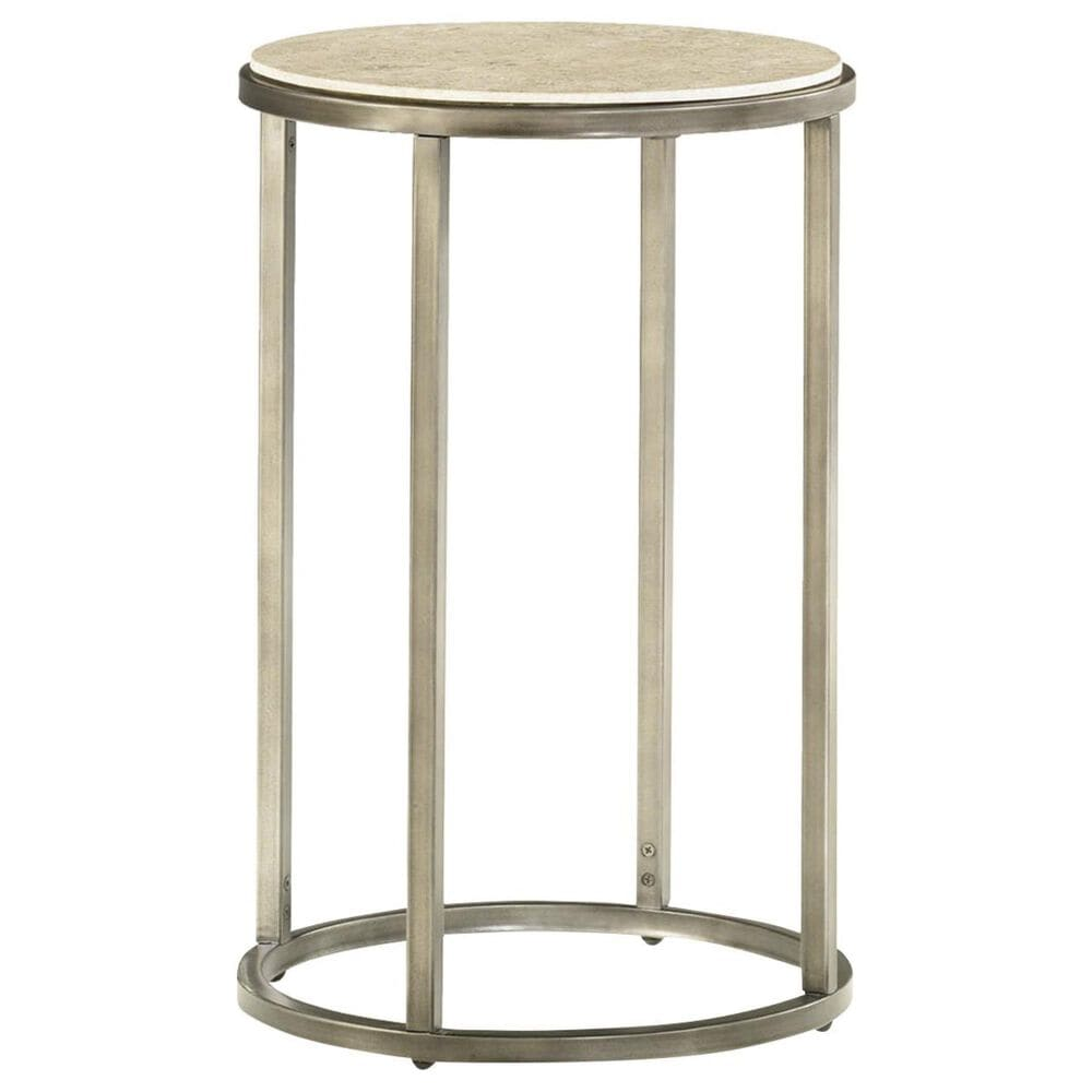 at HOME Modern Basics Round End in Textured Bronze, , large
