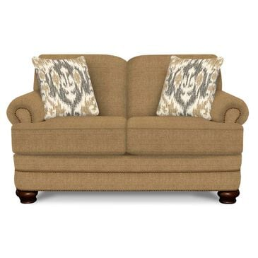 Ball Creek Designs Reed Loveseat in Abruzzo Taupe, , large