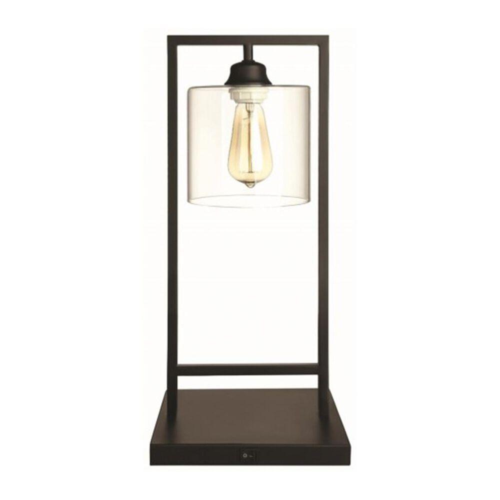 37B Table Lamp and Shade, , large