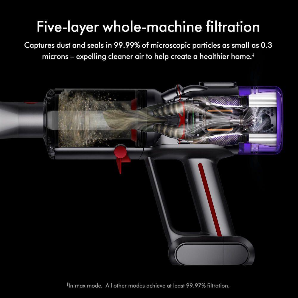 Dyson Humdinger Handheld Vacuum in Nickel, , large