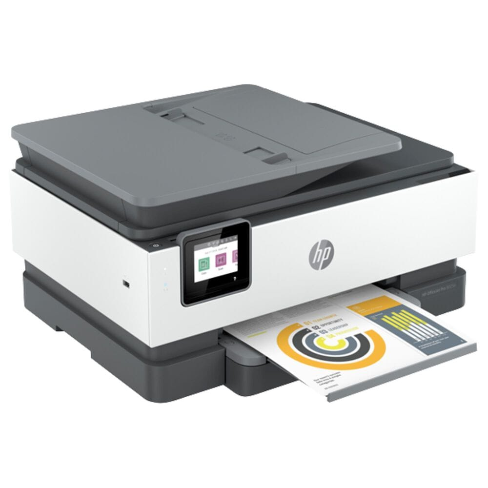 HP OfficeJet Pro 8025e All-in-One Printer in White, , large