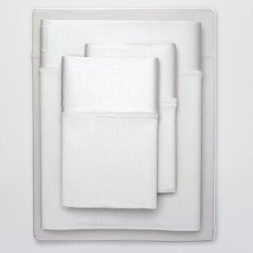 SHEEX Performance VenTech 4-Piece Full Sheet Set in Bright White, , large