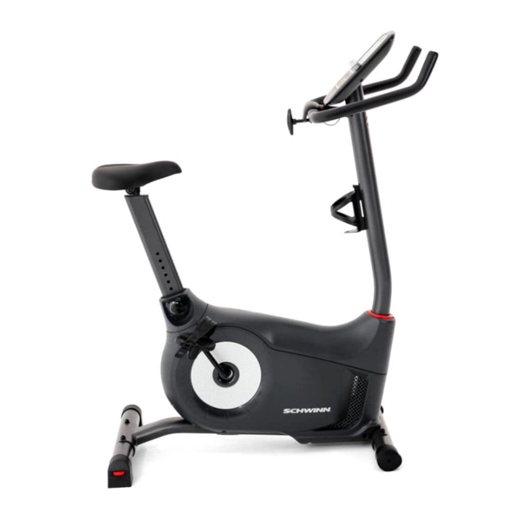 Schwinn 130 Upright Bike in Gray, , large