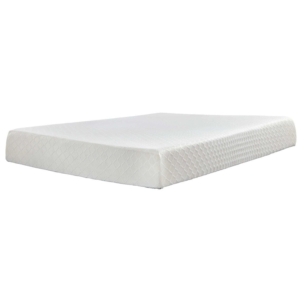 "Sierra Sleep 10"" Memory Foam Full Bed in a Box, , large"
