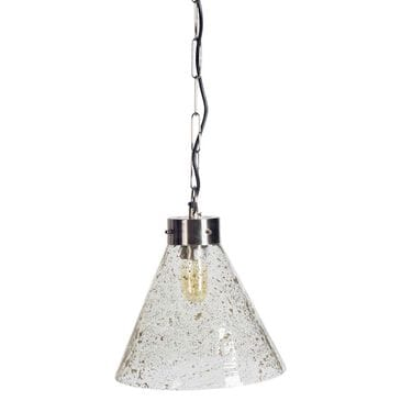 Mercana Thurlow II 1-Light Pendant in Pewter and Silver, , large