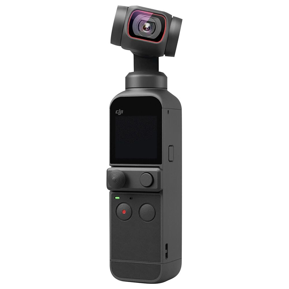 DJI Pocket 2 3-Axis Stabilized Handheld Camera in Black, , large
