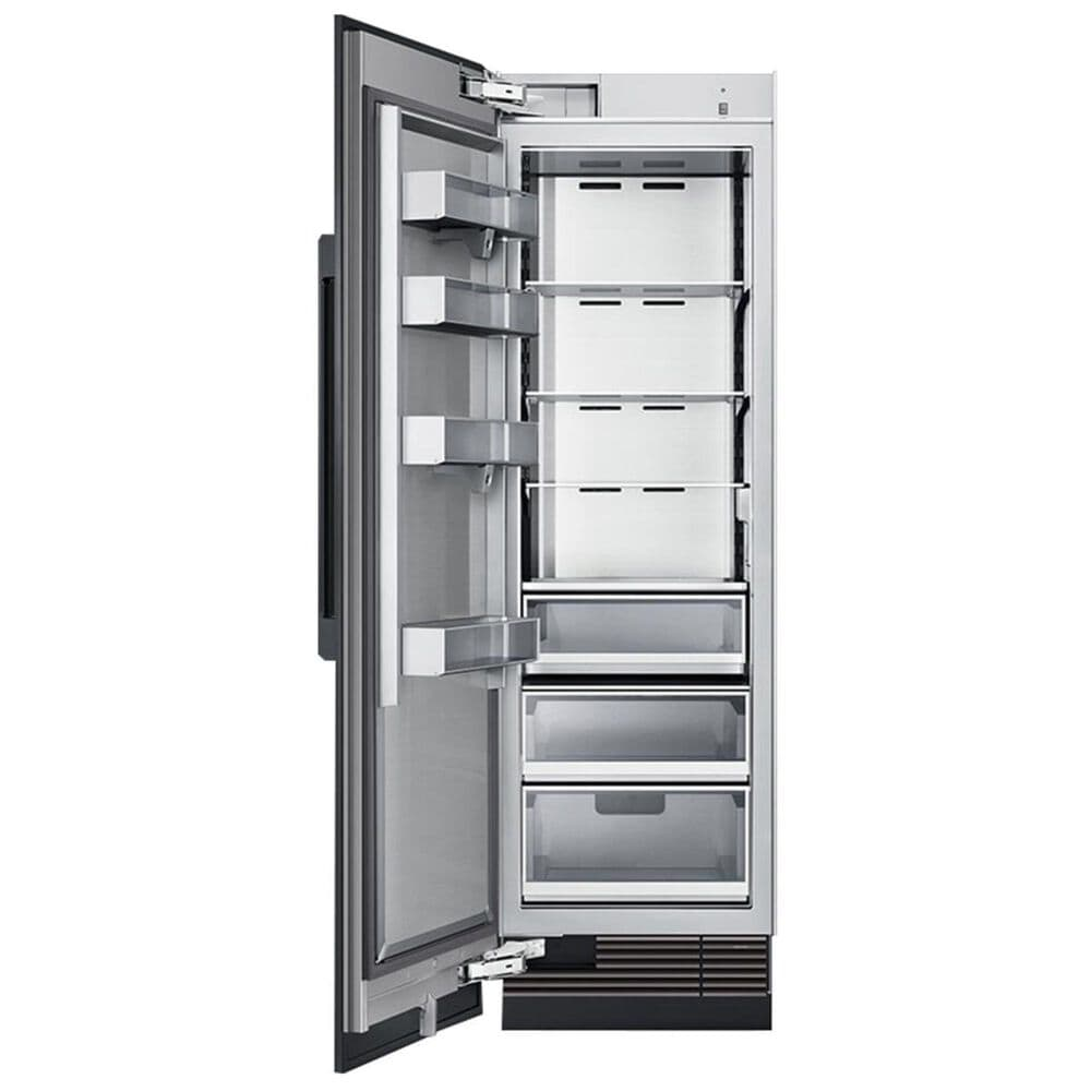"""Dacor 24"""" Modernist Refrigerator Column with Left Hinge in Panel Ready, , large"""