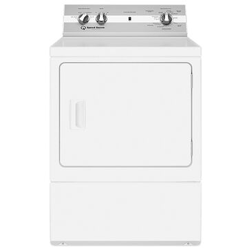 Speed Queen 7.0 Cu. Ft. DC5003WG Gas Dryer in White, , large