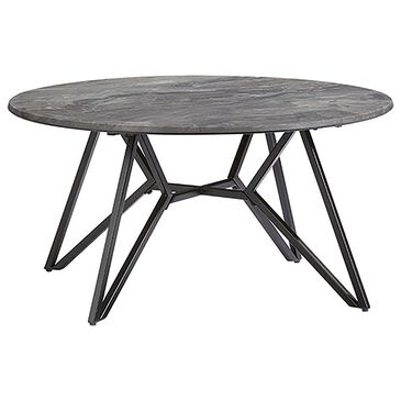 Tiddal Home Ember Cocktail Table in Paladina and Black, , large