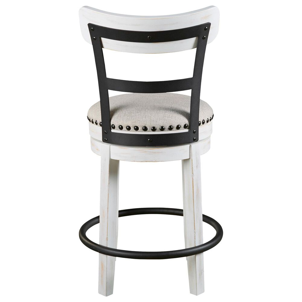 Signature Design by Ashley Valebeck 5-Piece Dining Set in Black, White and Brown, , large