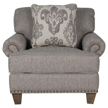 Hickorycraft Suite Chair in Turino Grey, , large