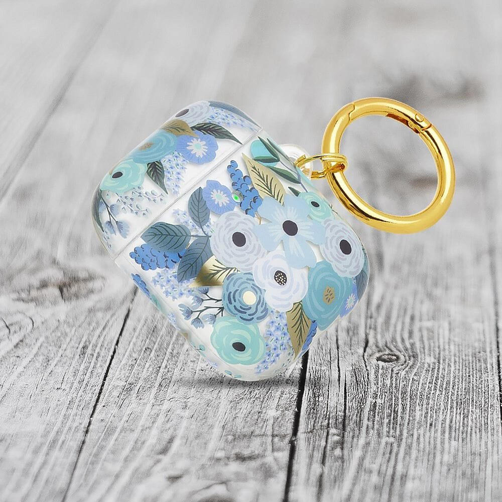 Case-Mate AirPods Case in Garden Party Blue, , large