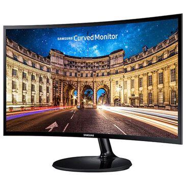 "Samsung 24"" CF390 Curved LED Monitor, , large"