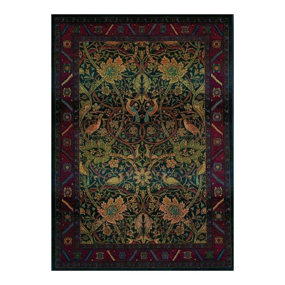 "Oriental Weavers Kharma 470X 4"" x 5""9"" Red Area Rug, , large"