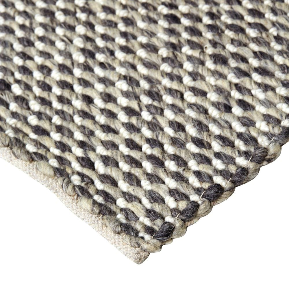 Feizy Rugs Berkeley 5' x 8' Gray Area Rug, , large