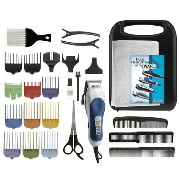 Wahl 25 Piece Homepro Color Coded Haircutting, , large