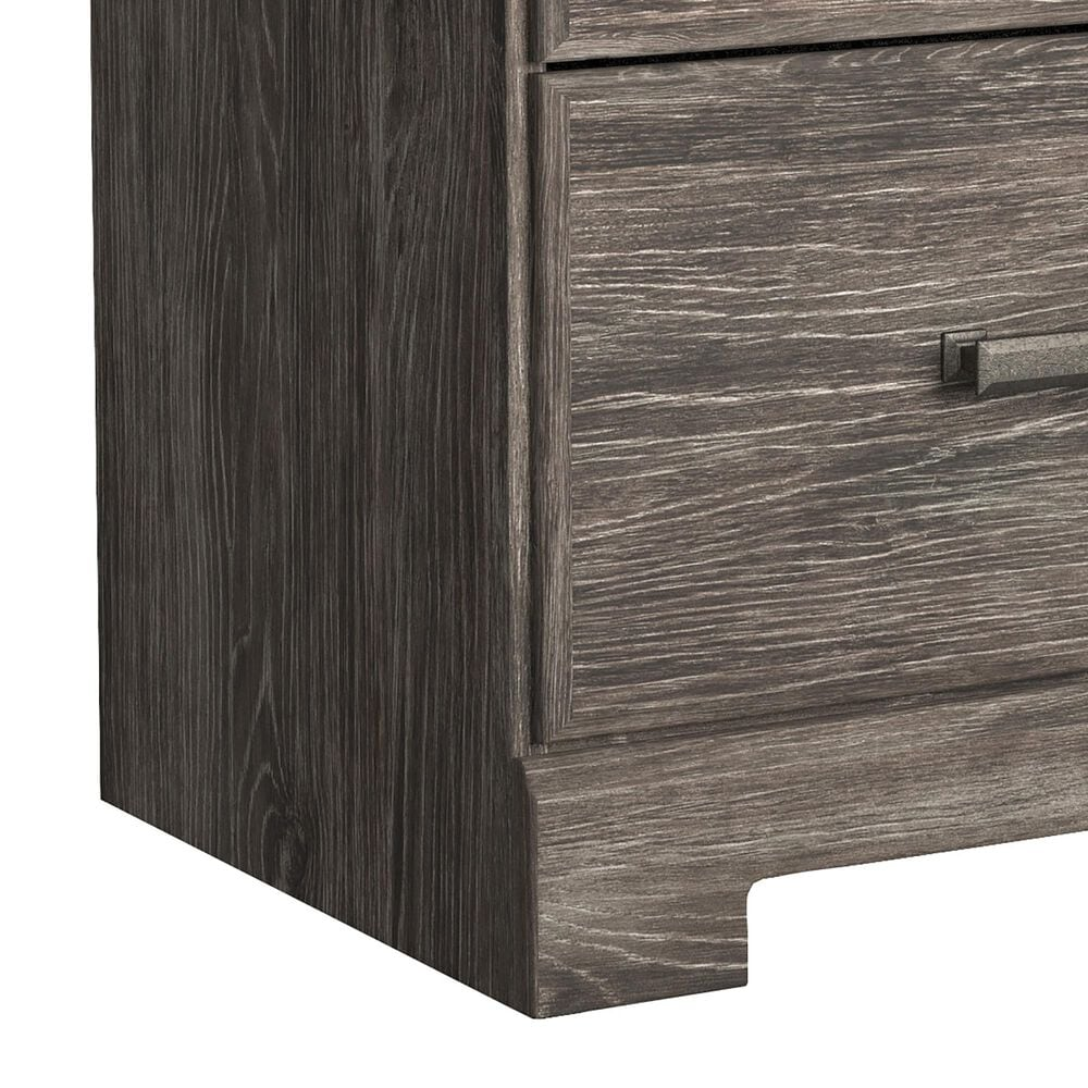 Signature Design by Ashley Ralinksi 2 Drawer Nightstand in Gray, , large