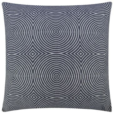 "D.V.Kap Inc 24"" Feather Down Decorative Throw Pillow in Transform-Indigo, , large"